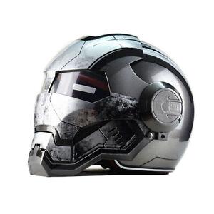 Masei Red Comet Zaku US Army Stormtrooper 610 Motorcycle Helmet Medium  M  #23
