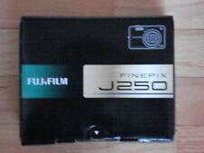 New Fujifilm FinePix J Series J250 10.0MP Digital Camera - Black