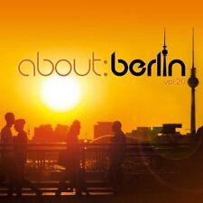 ABOUT: BERLIN VOL: 20  3 CD NEU