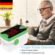 LED Finger Pulsoximeter SpO2 Oxymeter Pulsmessgerät Blut-Sauerstoff PR OXIMETER
