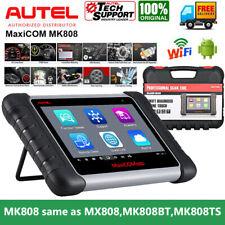 Autel MaxiCOM MK808 OBD2 Scanner Auto Diagnostic Tool IMMO Key Coding TPMS Reset