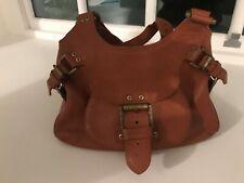 Genuine Mulberry PHOEBE Handbag Darwin Oak Leather immaculate condition