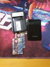 Polaroid Zip Schwartz Fotodrucker Tragbar Mobile Printer zink