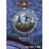 STARGATE SG-1 saison 2 Ep 1-11 + 13 - GLASSNER Jonathan, WARRY-SMITH David... -