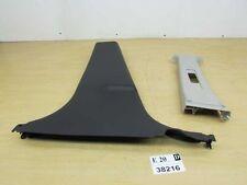 2013-2015 nissan VERSA SEDAN Left Driver Side Center Pillar seat belt Trim Cover