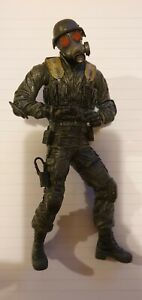 NECA Resident Evil 10th Anniversary Hunk Action Figure loose no accessories.