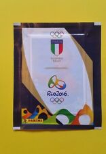Rio 2016 Olympic team ITALY - Sealed Sticker Packs - Bag - Case
