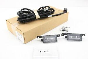 New OEM Silverado Sierra 2014-2021 LED Bed Light Kit 23295942 Rail & Wiring set