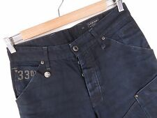 AT3880 G-STAR JEANS PANTS ORIGINAL PREMIUM LOOSE 3D KNEES size W32 L28