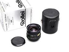Rollei Rolleinar-MC 28mm F2.8 Boxed f. Rolleiflex QBM