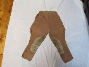 antique riding pants vintage horse equestrian jodspurs wool vintage breeches