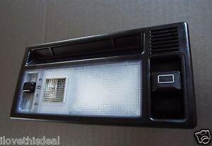 1980-1981-1982-1983-1984-1985-1989-91 Mercedes Benz W126 Center Map Light