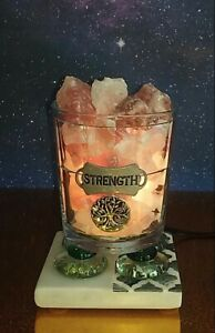 Salt Lamp or Gem Lamp, You will need to Scroll to end to view full description