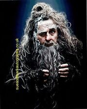 Sylvester McCoy Radagast the Brown The Hobbit Battle of five Autograph UACC 96