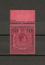 LEEWARD ISLANDS 1942 SG 114 MNH Cat £375