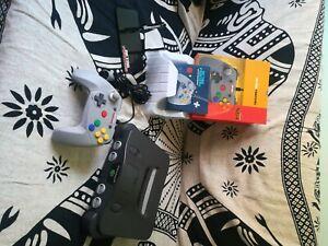 Nintendo 64 Consola - Negra