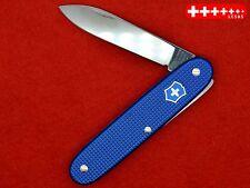 VICTORINOX PIONEER SOLO BLUE LCSAS - SWISS ARMY KNIFE - ALOX