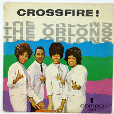 ORLONS Crossfire/It's No Big Thing 7IN 1963 NORTHERN (W/P/SLVE) VG+/ VG++  NM-