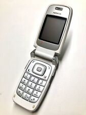 Nokia 6101 White Folding Mobile Phone