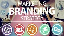 Marketing and Branding Strategy Development for Your Brand