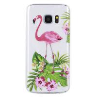 Vogue -MDHX Design Soft TPU Case Cover For Samsung Galaxy S7 Edge A3 A5 J3 J5