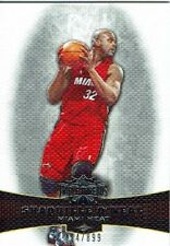 SHAQUILLE O'NEAL 2006-07 Topps TRIPLE THREADS #'d /899 (Card #29) Heat