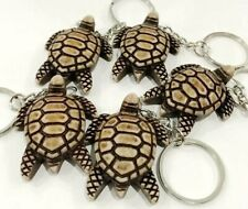 bulk 50 pcs Turtle Tortoise Keychain Unisex Trendy Jewelry Lover's Gift