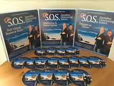 Stressfree Outsourcing System By Daven Michaels - 3 MANUALS & 16 AUDIO CD'S!