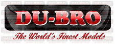 Du-Bro Logo Graphics