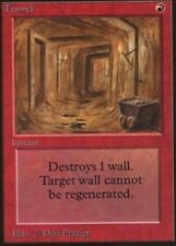 Tunnel ~ Heavily Played Alpha UltimateMTG Magic Red Card