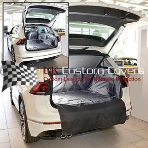 VW Tiguan ( Elevé Sol) Tapis de Coffre sur Mesure Protection Chien An 2021+ 285