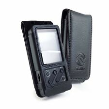 Tuff-Luv Faux Leather Case Cover for Fiio X3 Mp3 + Screen Protector