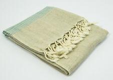 REDUCED Linen & Cotton Mix Hammam, Fouta, Peshtemal, Turkish Towel, Beach Towel,