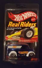 NEW HWC RLC Hot Wheels Real Riders Series 5 Dairy Delivery FREE SHIPPING