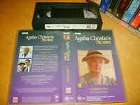 AGATHA CHRISTIE'S MISS MARPLE 6 Episode BUNDLE 1 BBC/Aussie Time Life Vhs Issues