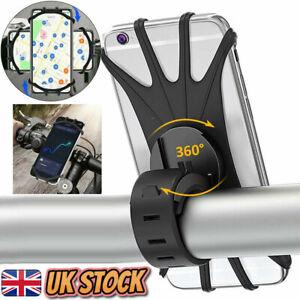 Bicycle Bike Mobile Phone Holder Bracket Mount for Handlebar Handle Bar-Scooter