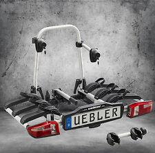 UEBLER P32S Fahrradträger für Anhängerkupplung f. E-Bike AHK Träger 15810