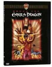 Enter the Dragon: 25th Anniversary Edition (DVD) DISC & ARTWORK ONLY NO CASE