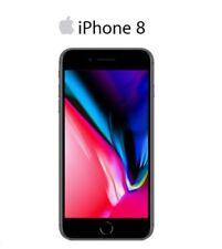 APPLE IPHONE 8 64GB SPACE GREY UNLOCKED BRAND NEW MQ6K2X/A