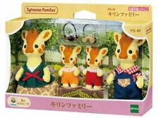 Epoch Sylvanian Families Giraffe Family (FS-40)
