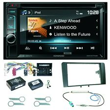 Kenwood ddx-4017dab Bluetooth DAB + CD USB Android Kit de integracion para audi a3 8p 8pa
