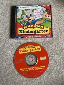 Jump Start Kindergarten Pc Game Windows 98