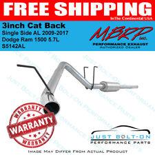 MBRP 2009-2017 Dodge Ram 1500 5.7L 3inch Cat Back Single Side AL #S5142AL