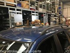 Genuine Saab 9-5 Estate Roof Rail Bars 1998-2009 inc. Midnight Blue 257 trim