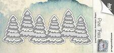 JOY CRAFTS Stencil Taglio Die-PINO ALBERO Edge-Natale - 6002/0548 - vendita