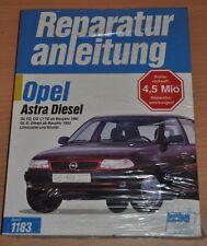 OPEL Astra Diesel TDI  GL CD Kombi Limo ab 1991 Reparaturanleitung B1183 OVP