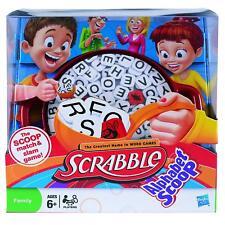 Scrabble Alphabet Scoop Game Replacement Parts & Pieces 2011 Hasbro Tiles