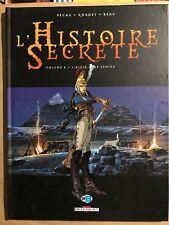 L'HISTOIRE SECRETE - T6 : L'aigle et le sphinx - EO