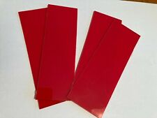 RED LINERS FOR KNIFE HANDLES