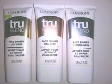 COVERGIRL TruBlend Face Primer Liquid Oily Dry Combo Variety Makeup Base Choice